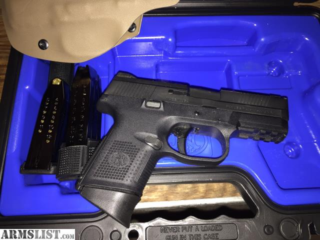 Fns 9mm Compact Fns 9c 9mm Three Mags 2