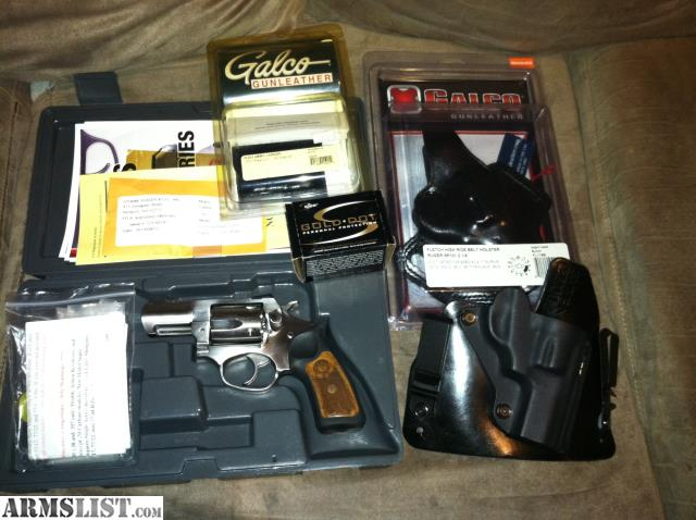 For sale trade 357 magnum ruger sp101 talo wiley clapp addition