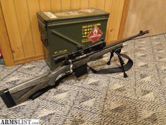 The Scope for Ruger Gunsite Scout Rifle