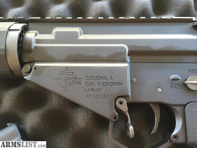 Armslist for sale rock river arms lar 47 x 1 for sale for Bulk river rock for sale near me