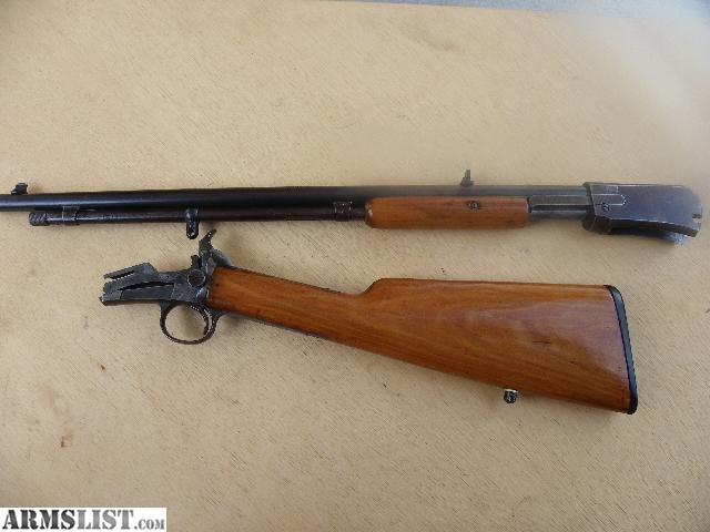 ARMSLIST - For Sale: WINCHESTER VINTAGE TAKEDOWN MODEL 06 ...