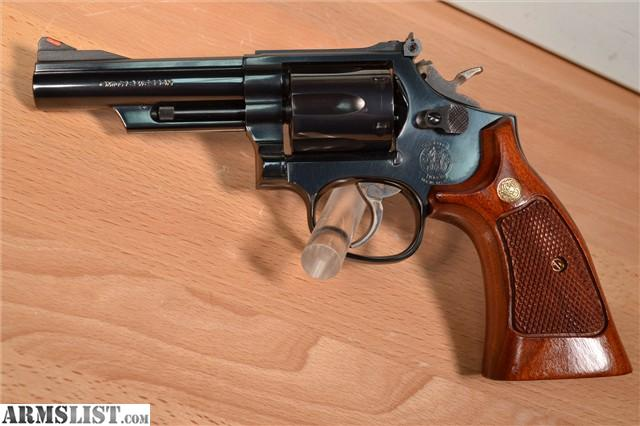 For sale s w 19 6 19 357 combat magnum nib ready to ship for Combat portent 31 19