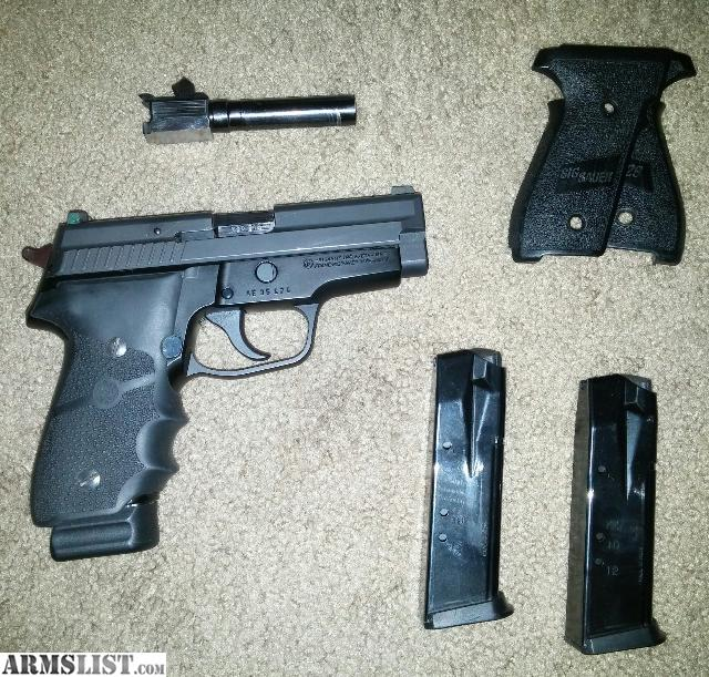 Sig Sauer P229 40 357 10rd Magazine: Object Moved