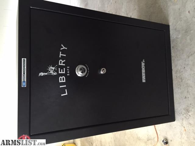 armslist for sale fatboy jr liberty safe. Black Bedroom Furniture Sets. Home Design Ideas