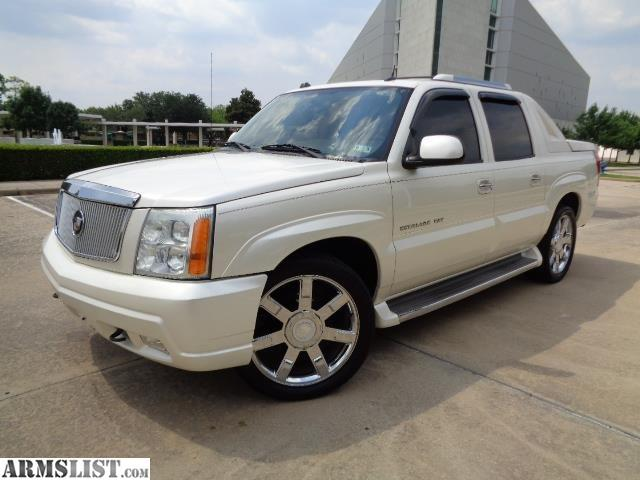 armslist for sale 2005 cadillac escalade ext. Cars Review. Best American Auto & Cars Review