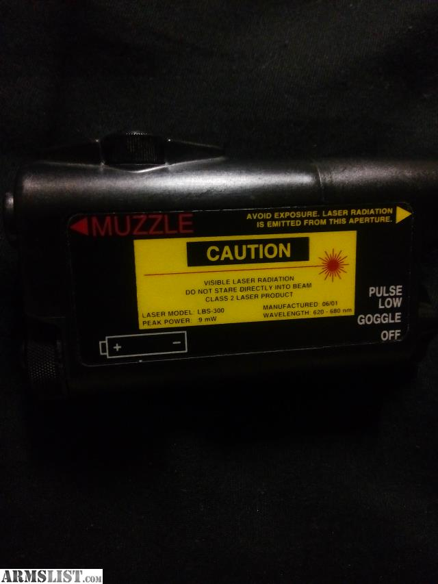 ARMSLIST - For Sale: LASER BORELIGHT SYSTEM LBS-300