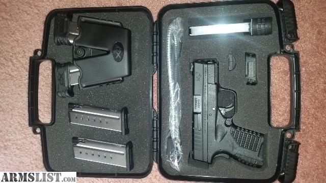 ARMSLIST - For Sale/Trade: Springfield XDS 9MM 3.3""
