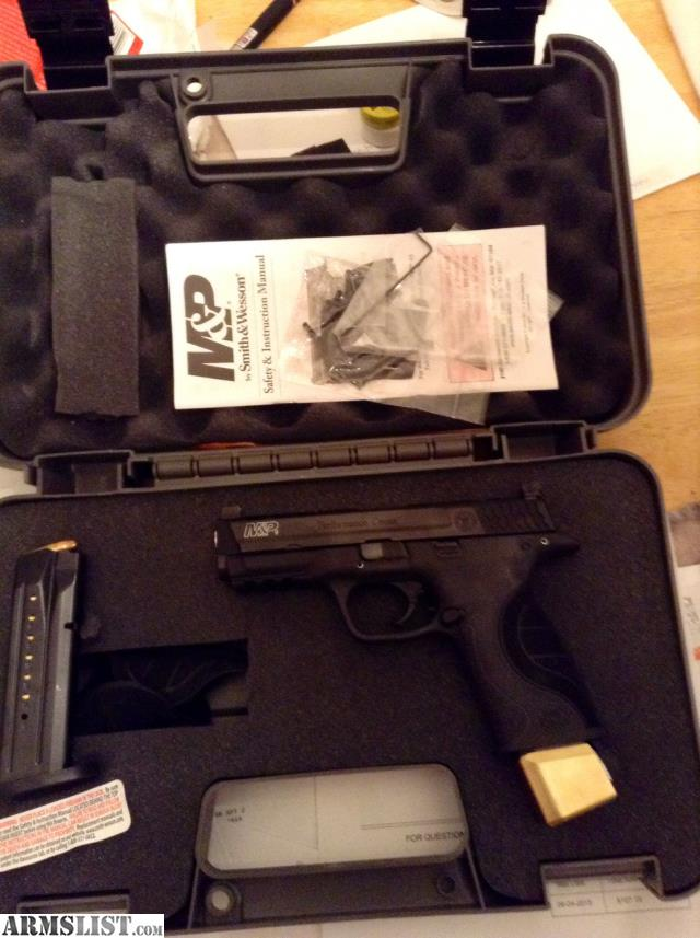 Armslist for sale trade m p performance a enter ported for M p ported core 9mm