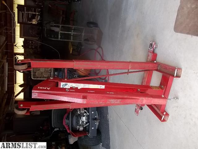 Mobile Crane Engine : Carolina mobile crane engine puller made in the u
