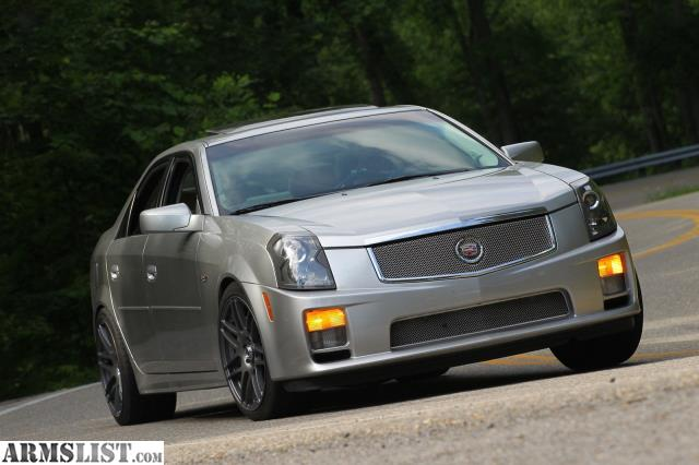 armslist for sale 2004 cadillac cts. Black Bedroom Furniture Sets. Home Design Ideas