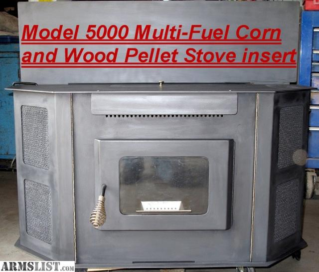 ARMSLIST - For Sale: Model 5000 Multi-Fuel Corn and Wood ...
