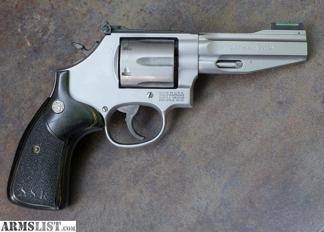 ARMSLIST For Sale Smith Wesson 686 SSR 357 Magnum