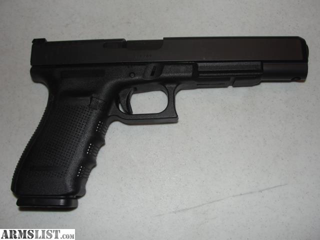glock g40 review
