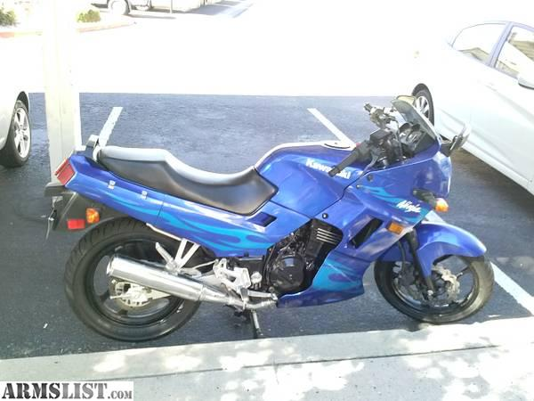armslist for sale 2006 kawasaki ninja 250r. Black Bedroom Furniture Sets. Home Design Ideas
