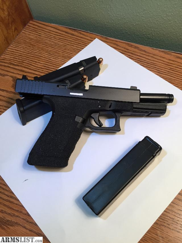 ARMSLIST - For Sale/Trade: Custom Glock 21sf Factory ...