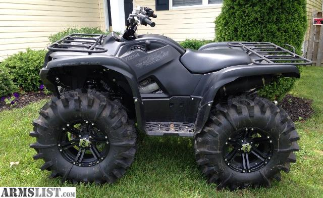 armslist for sale 2013 yamaha grizzly 700 special edition. Black Bedroom Furniture Sets. Home Design Ideas