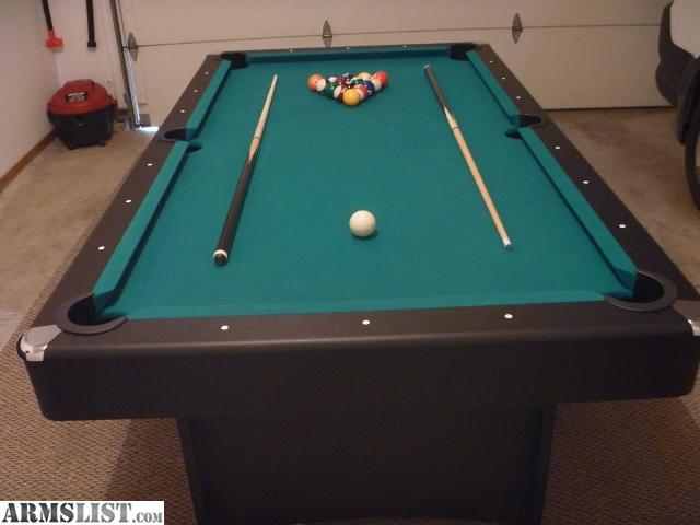 Armslist for sale pool table ping pong table combo - Table billard ping pong ...
