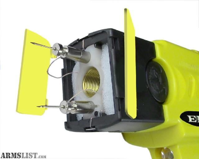 how to make a taser from an esc