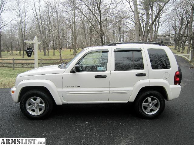 armslist for sale 2002 jeep liberty. Black Bedroom Furniture Sets. Home Design Ideas