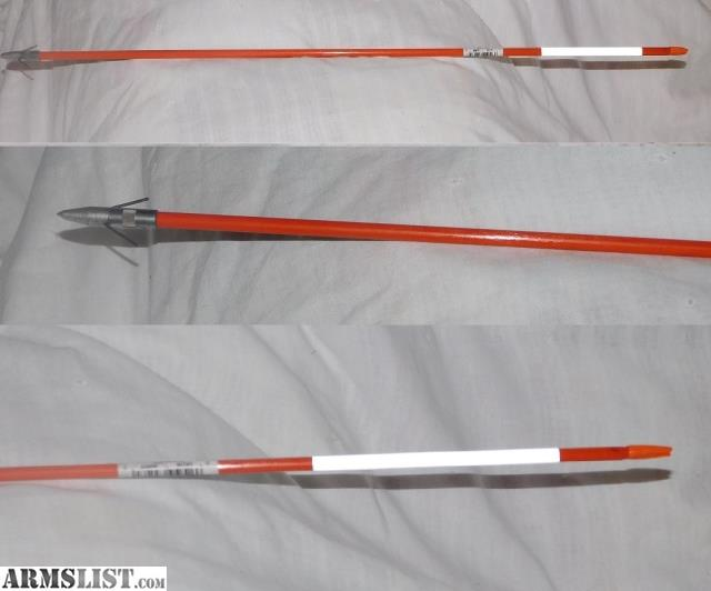 Armslist for sale bowfishing reel arrow shafts new for Crossbow fishing reel