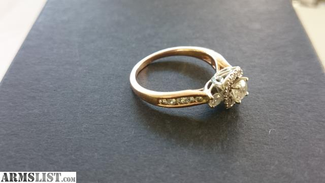 armslist for sale trade engagement ring 1 carat