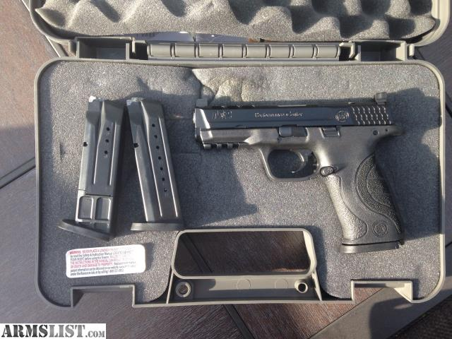 Armslist for sale performance series m p core ported in 9mm for M p ported core 9mm