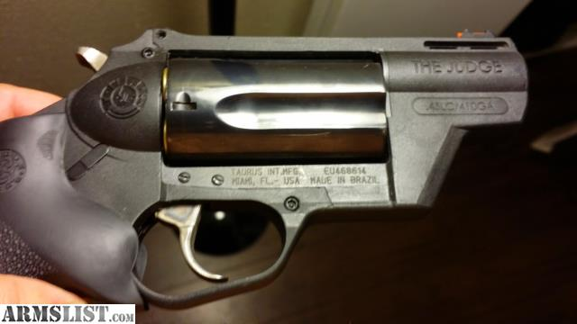 ARMSLIST - For Sale: Taurus Judge Poly and ammo - photo#14