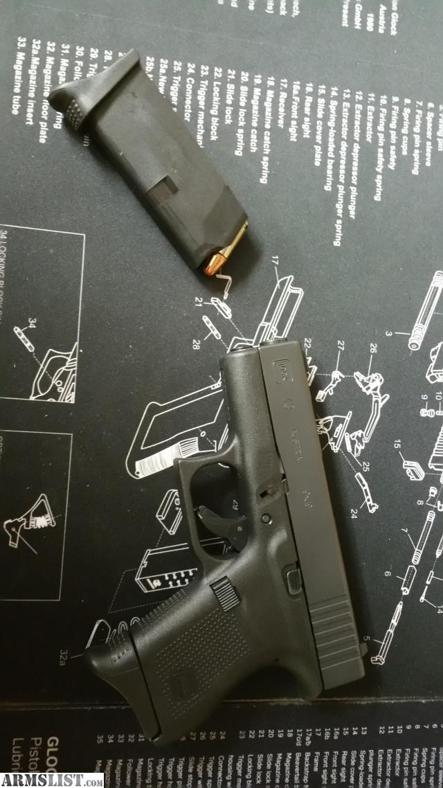 Armslist for sale glock g43 for Youtube certified mechanic shirt