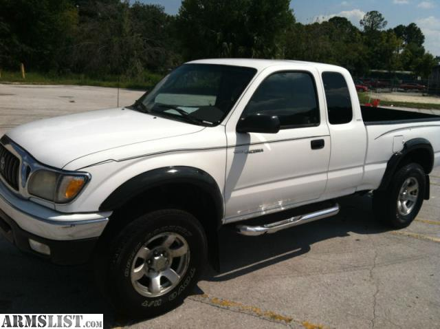 armslist for sale 2001 toyota tacoma sr5 pickup. Black Bedroom Furniture Sets. Home Design Ideas