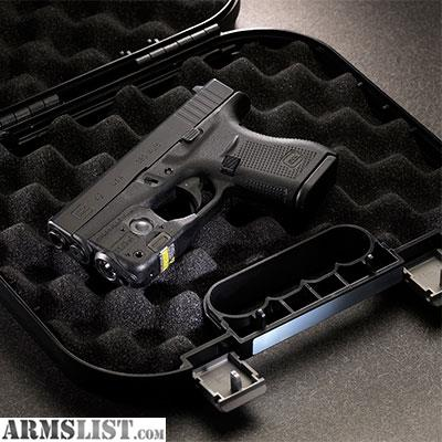 Armslist for trade glock 43 - Armslist For Sale Glock 43 With Tlr6
