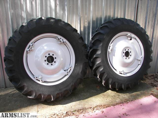 Ford Tractor Tires And Wheels : Armslist for sale ford tractor kelly